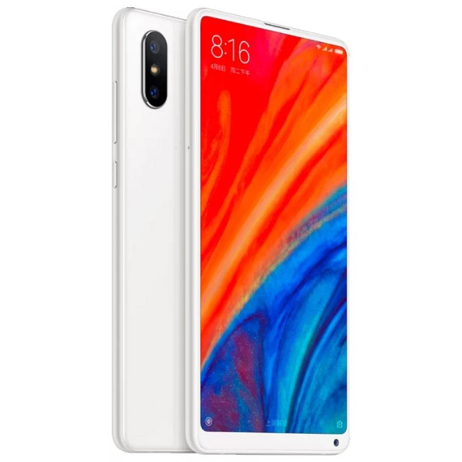 цена Смартфон Xiaomi Mi Mix 2S 6/64GB White онлайн в 2017 году
