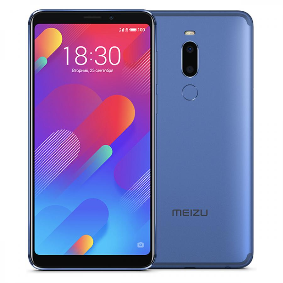 Смартфон Meizu M8 64GB Blue цена и фото