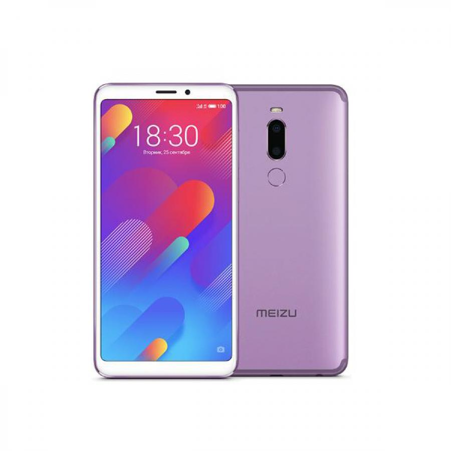 Смартфон Meizu M8 64GB Purple цена и фото