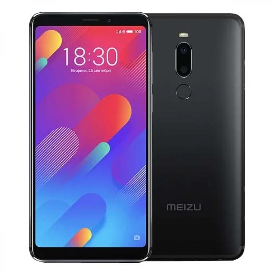 Смартфон Meizu M8 64GB Black цена и фото