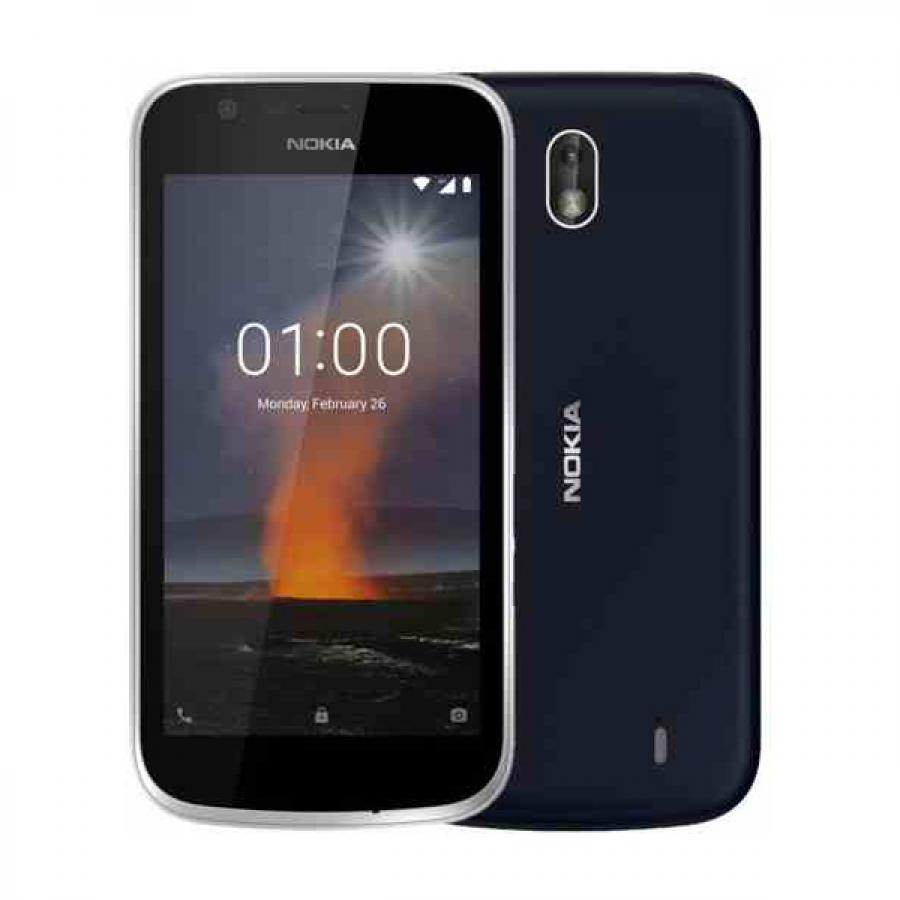 Купить Смартфон Nokia 1 DS Dark Blue, синий