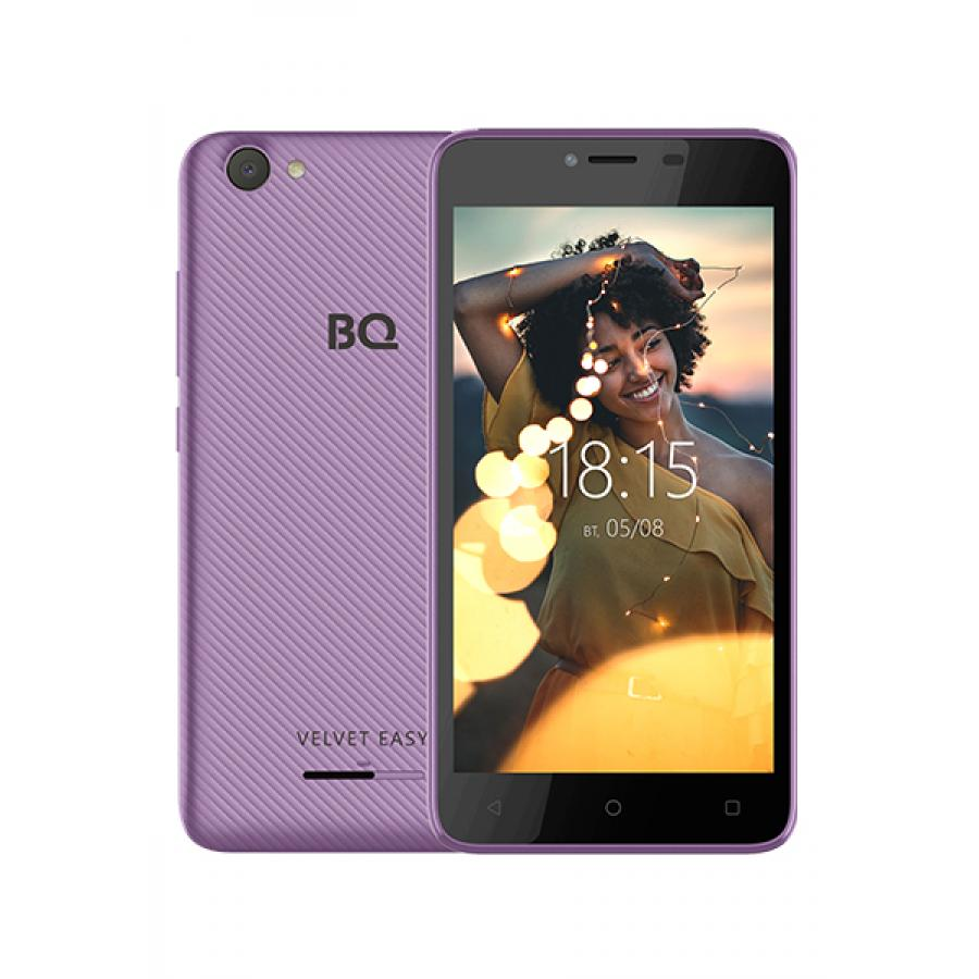 Смартфон BQ BQ-5000G VELVET EASY Purple