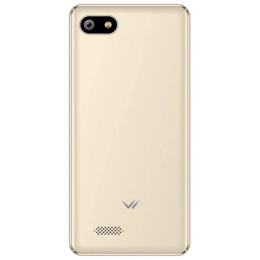 Смартфон Vertex Impress Aero Gold цена и фото