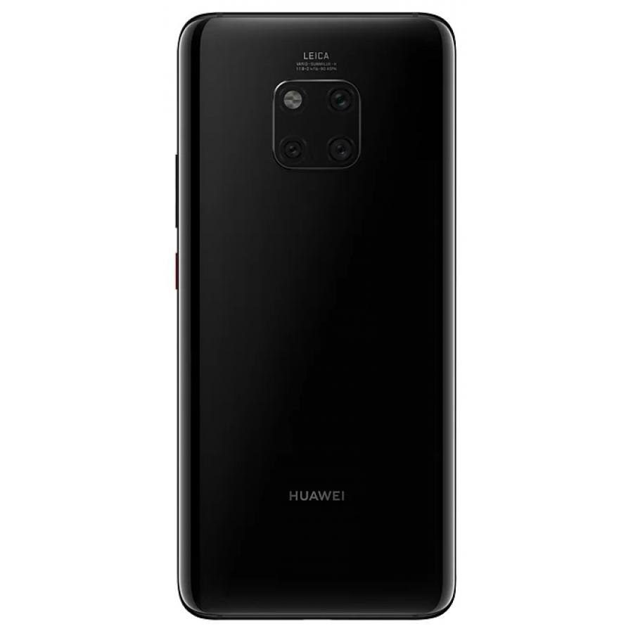 Смартфон Huawei Mate 20 Pro 6/128Gb Carbon black huawei mate 20 128gb 4g midnight blue смартфон