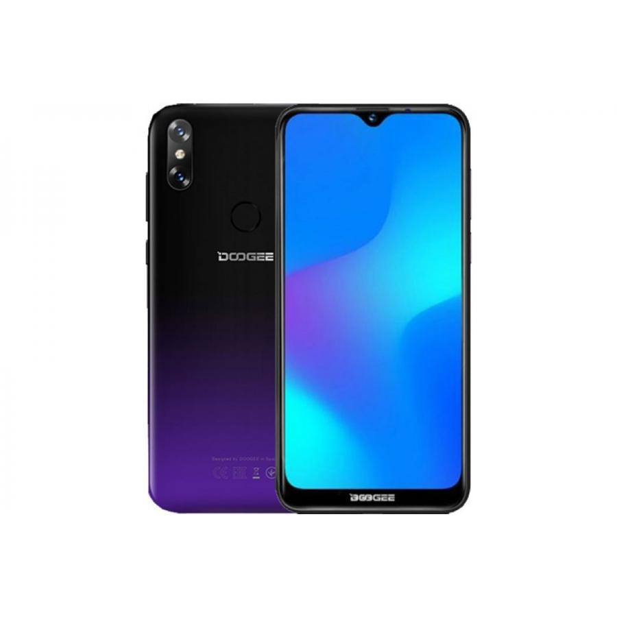 Смартфон Doogee Y8 Plus Phantom Purple