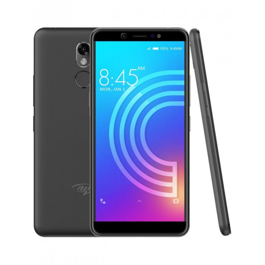 Смартфон Itel A44 Power DS Dark Gray смартфон