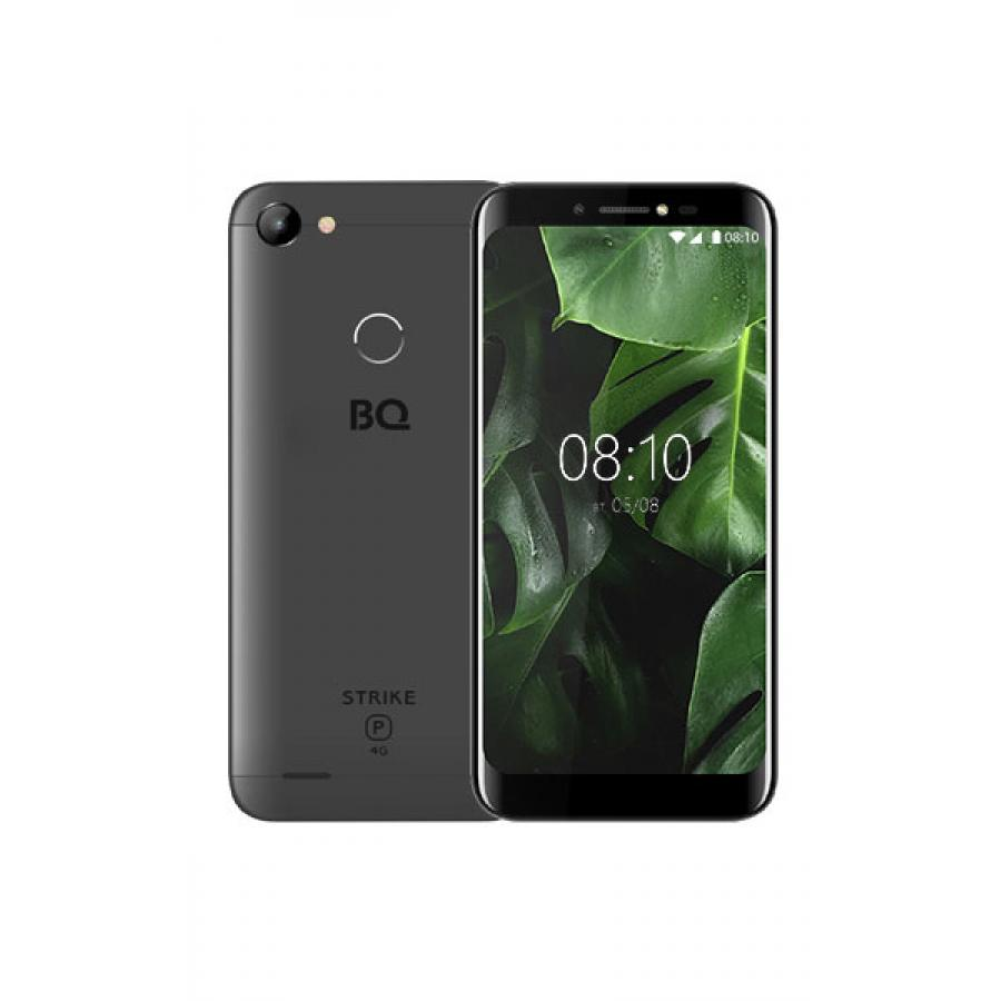 Смартфон BQ BQ-5514L Strike Power LTE Gray смартфон bq 4500l fox lte 8 гб синий