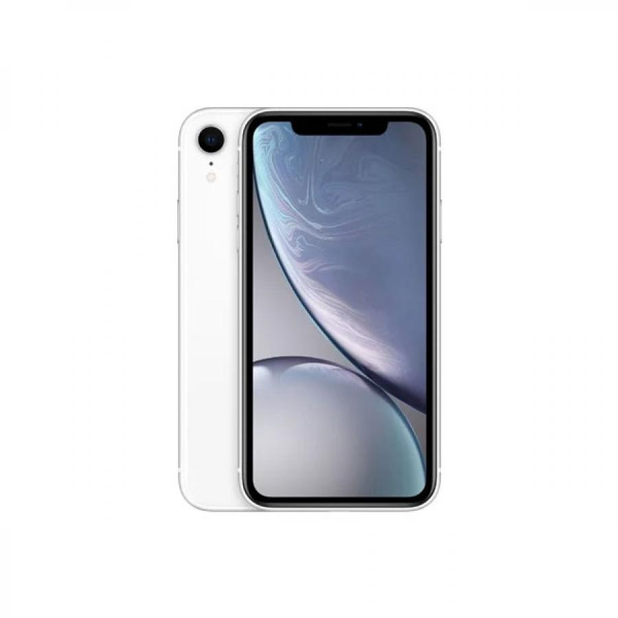 Смартфон iPhone XR 128GB White (MRYD2RU/A) смартфон iphone xr 128gb black mry92ru a
