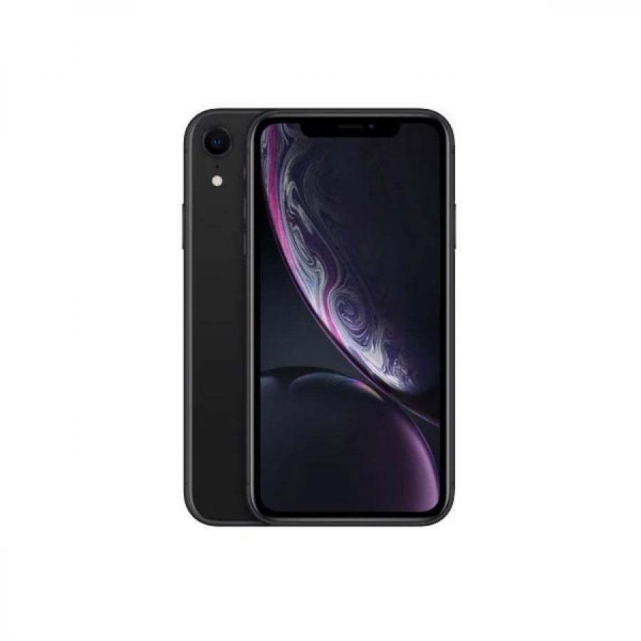 Смартфон iPhone XR 128GB Black (MRY92RU/A) смартфон iphone xr 128gb white mryd2ru a