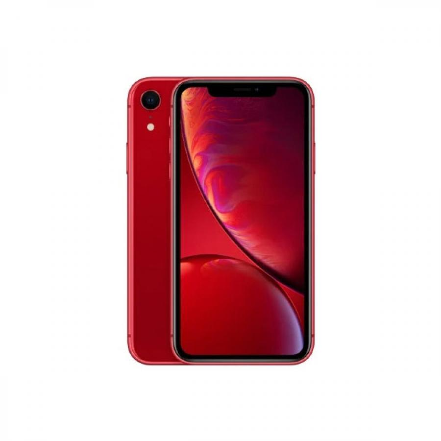 Смартфон iPhone XR 128GB (PRODUCT)RED (MRYE2RU/A) смартфон iphone xr 128gb black mry92ru a
