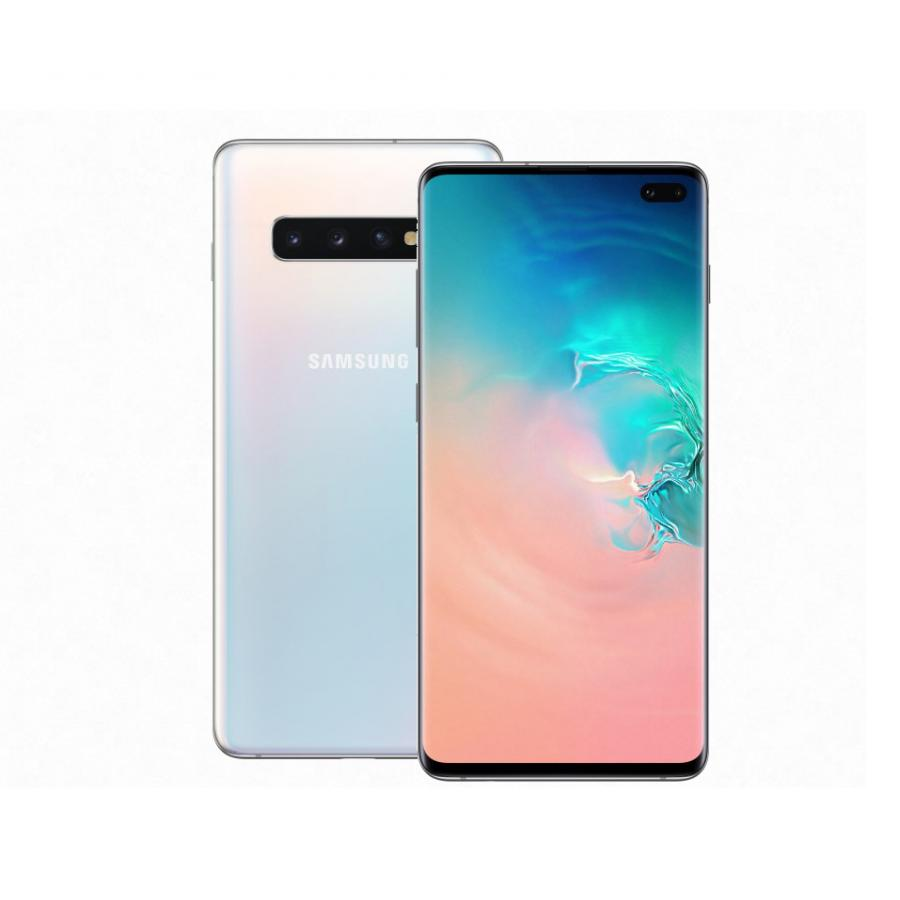 Смартфон Samsung Galaxy S10+ G975F 8/128Gb Перламутр