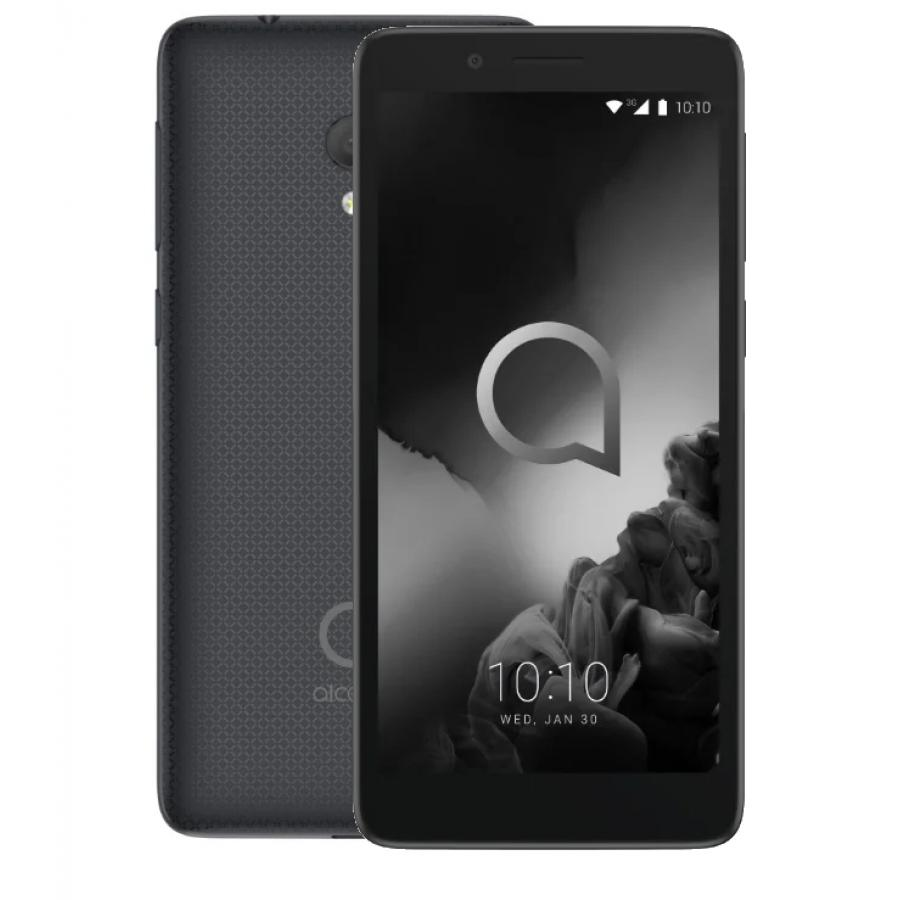 Смартфон Alcatel 1C 5003D (2019) Volcano Black смартфон alcatel u3 3g 4049d volcano black