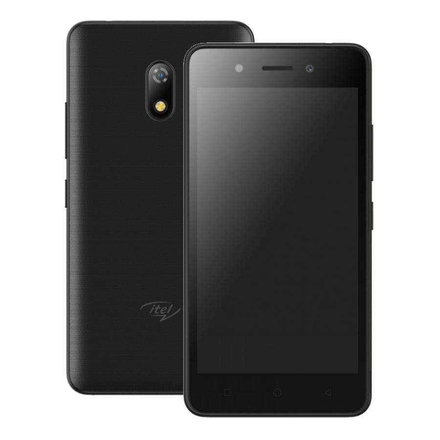 цена Смартфон Itel A16 Plus DS Phantom Black