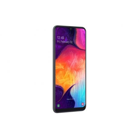Смартфон Samsung Galaxy A50 64GB (2019) A505F Black - фото 4
