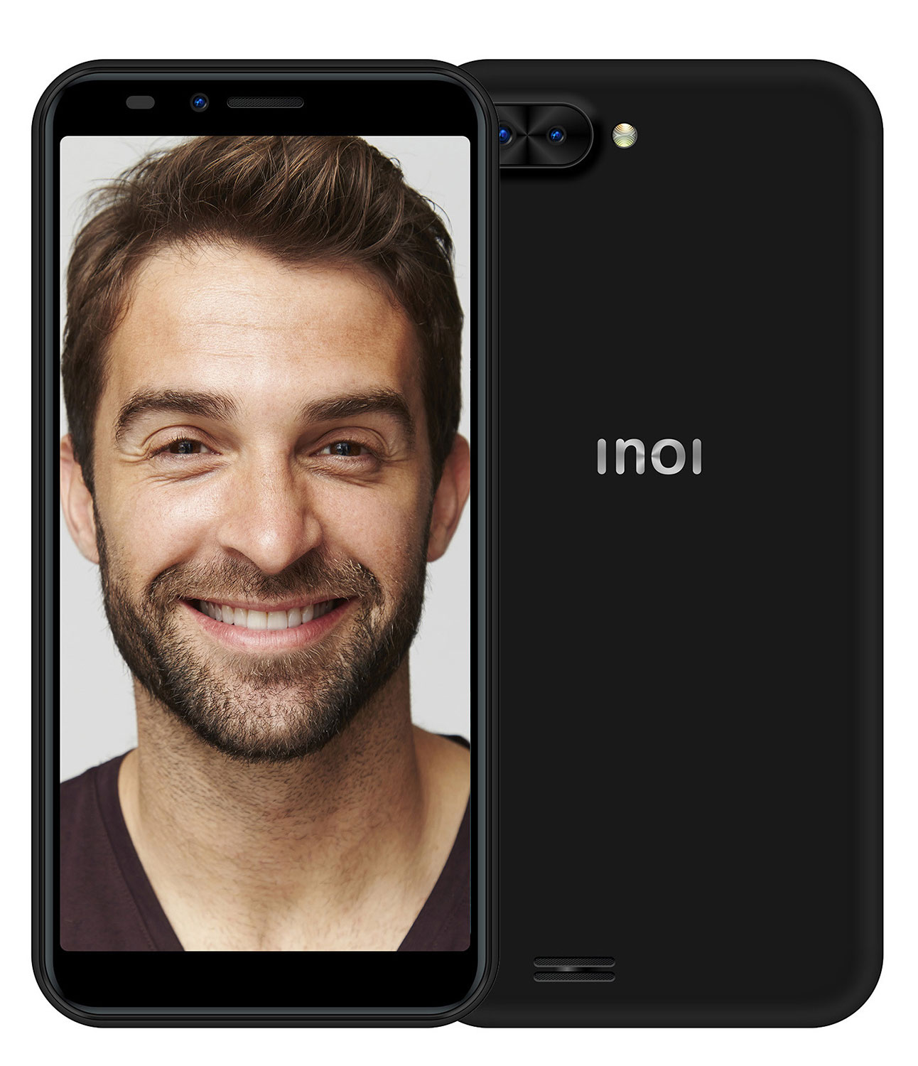 Фото - Смартфон INOI 5i Lite Black смартфон inoi 2 1 8gb black