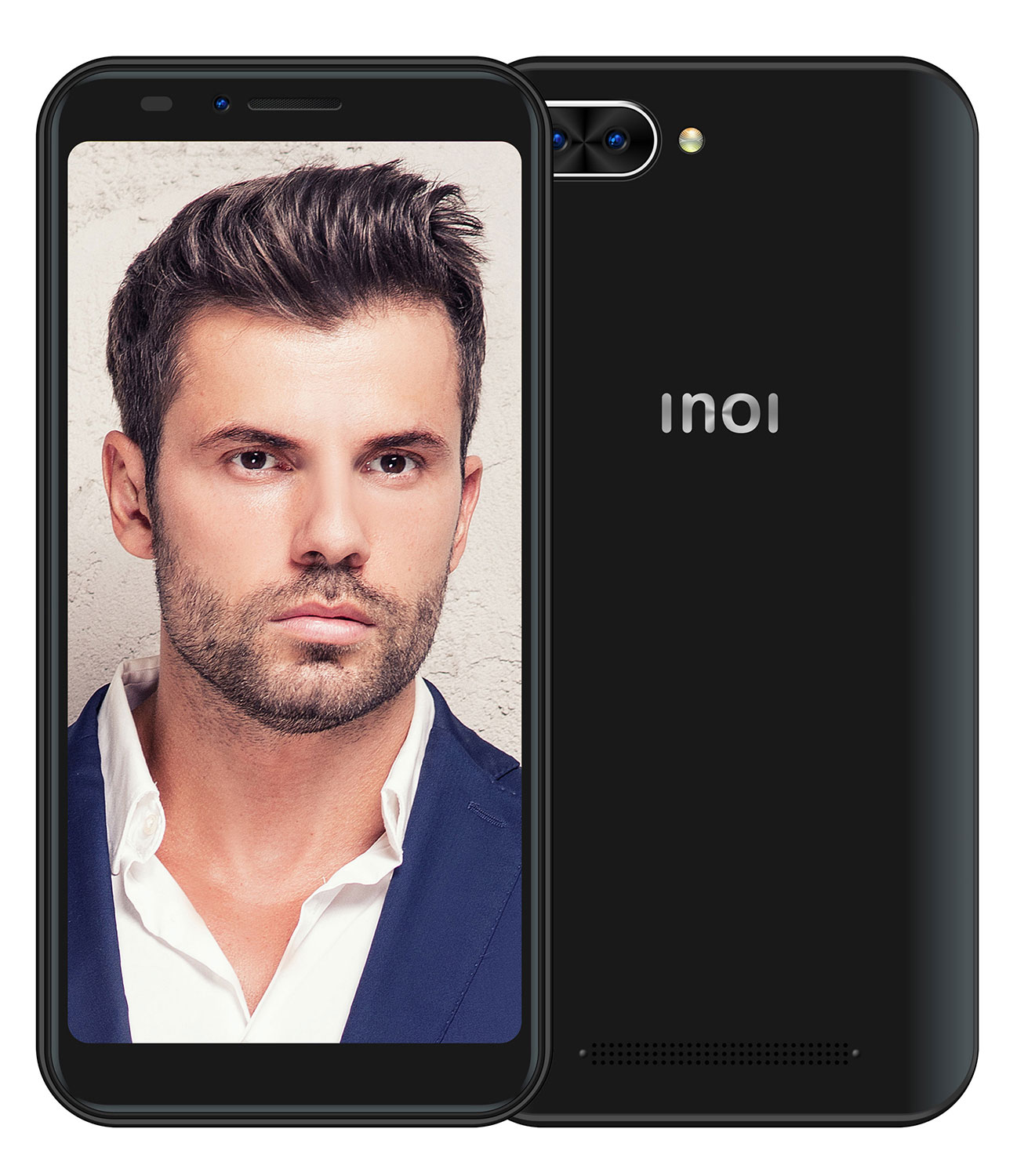 Фото - Смартфон INOI 6i Lite Black смартфон inoi 2 1 8gb black
