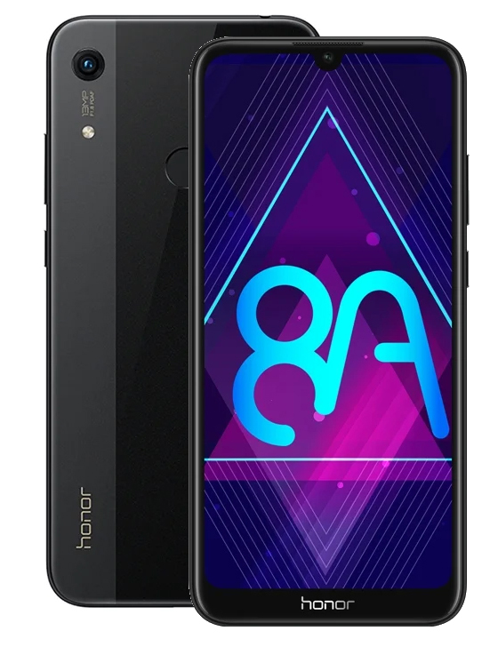 Смартфон Honor 8A Black смартфон honor 8a gold 2 32