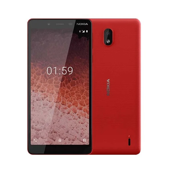 Смартфон Nokia 1 Plus 8GB RED