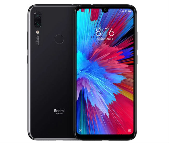 Фото - Смартфон Xiaomi Redmi Note 7 4/64GB Black смартфон xiaomi redmi note 5 64 гб розовое золото redmi note5 64gb rg