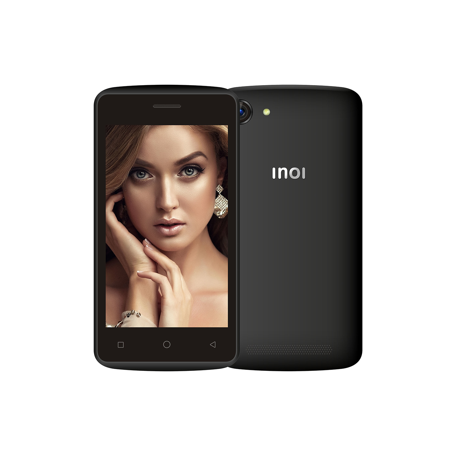 Фото - Смартфон INOI 1 Lite Black смартфон inoi 2 1 8gb black