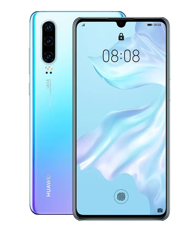 Смартфон Huawei P30 Breathing Crystal brother f жакет brohter f бразер ф f 308 0214 голубой l голубой