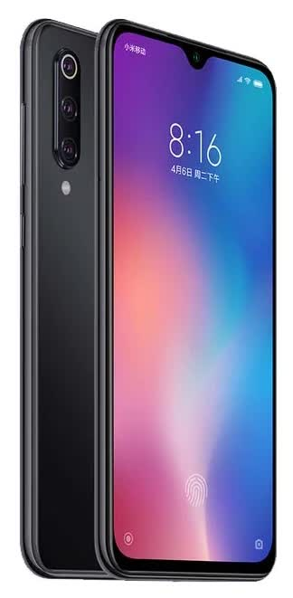 Смартфон Xiaomi Mi9 SE 6/128GB Piano Black