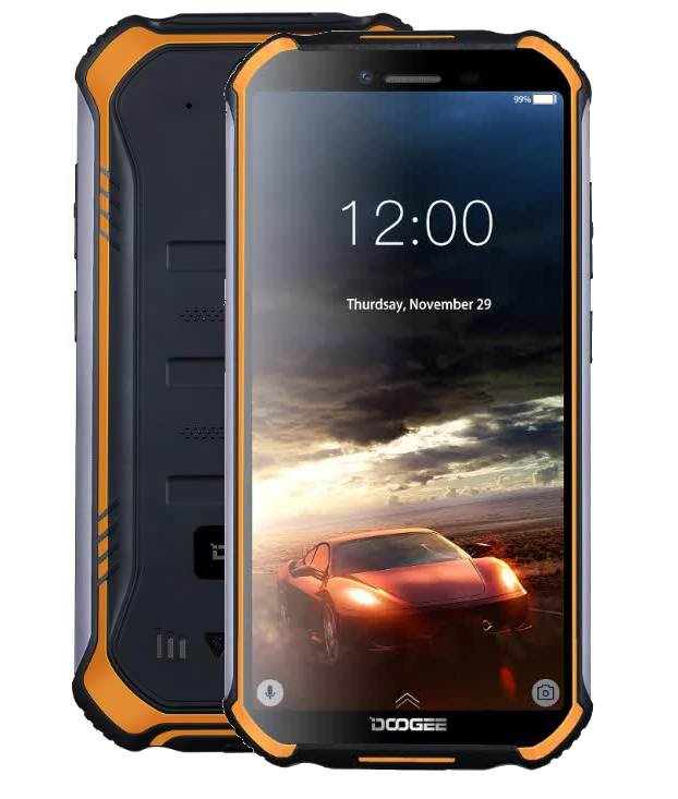 Смартфон Doogee S40 Fire Orange смартфон