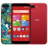 Смартфон INOI kPhone 3G Red