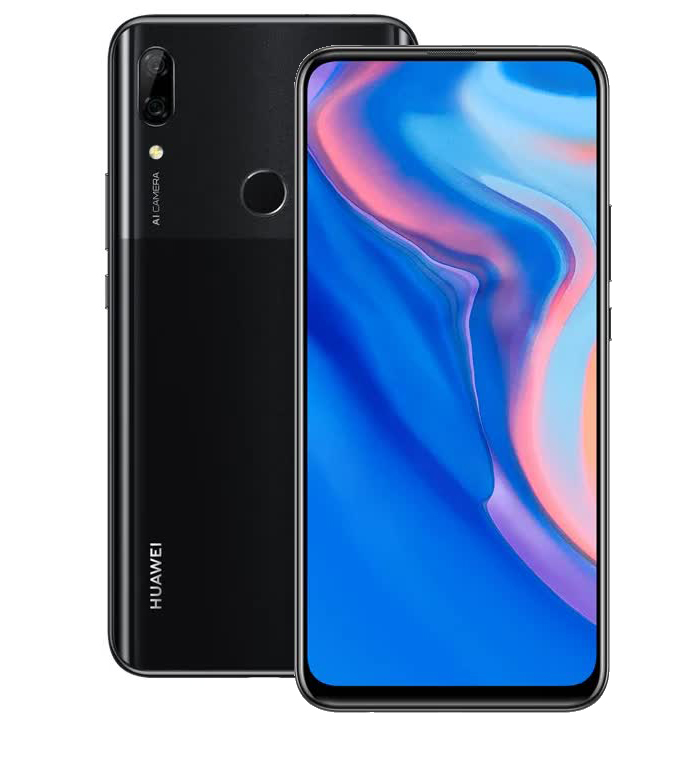 Фото - Смартфон Huawei P smart Z Midnight Black видео