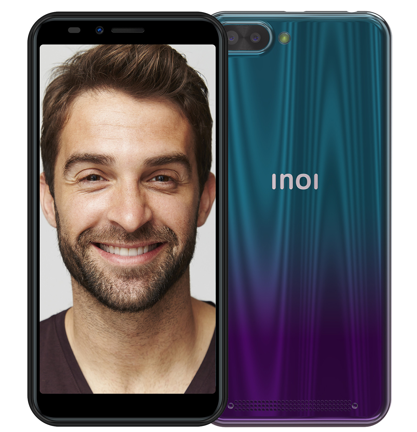 Смартфон INOI 5i Lite Twilight Green смартфон inoi 2 twilight green