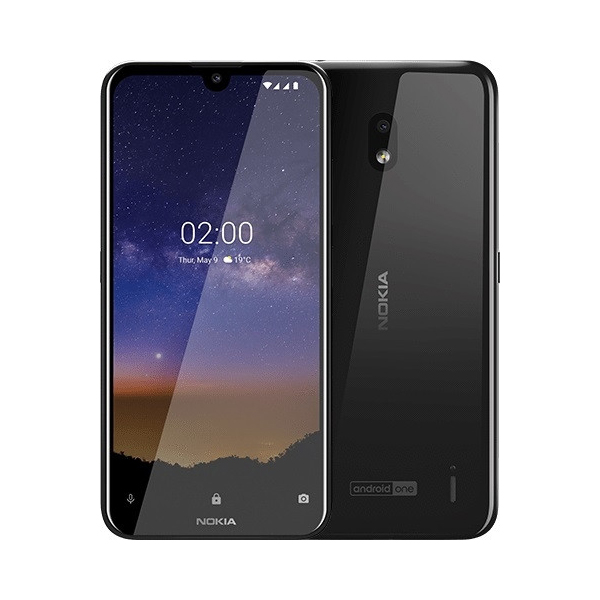 Смартфон Nokia 2.2 DS TA-1188 Black смартфон