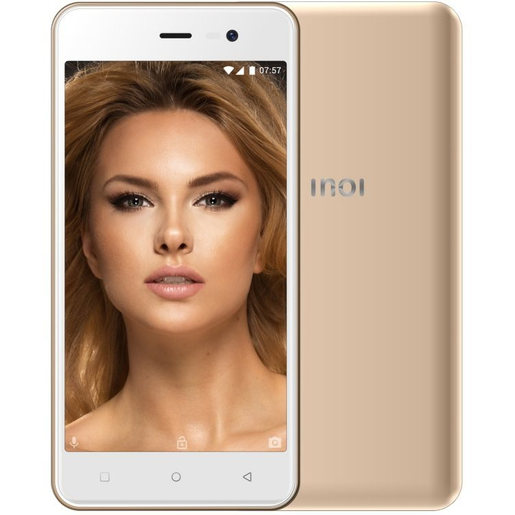 Смартфон INOI 2 LITE 2019 8GB GOLD