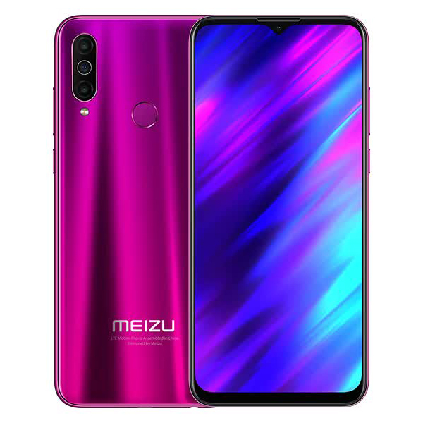 Смартфон Meizu M10 32Gb Red цена и фото