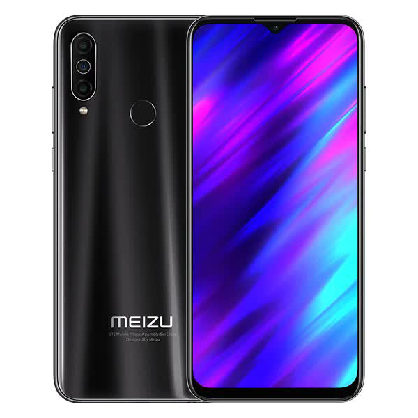 Смартфон Meizu M10 32Gb Phantom Black цена и фото