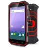 Смартфон Ginzzu RS8502 Black/Red