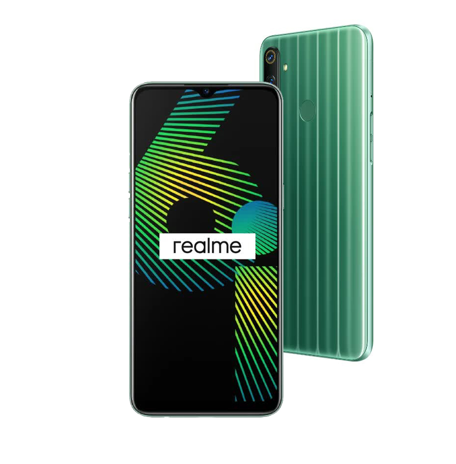 Смартфон Realme 6i 4/128Gb Green Tea