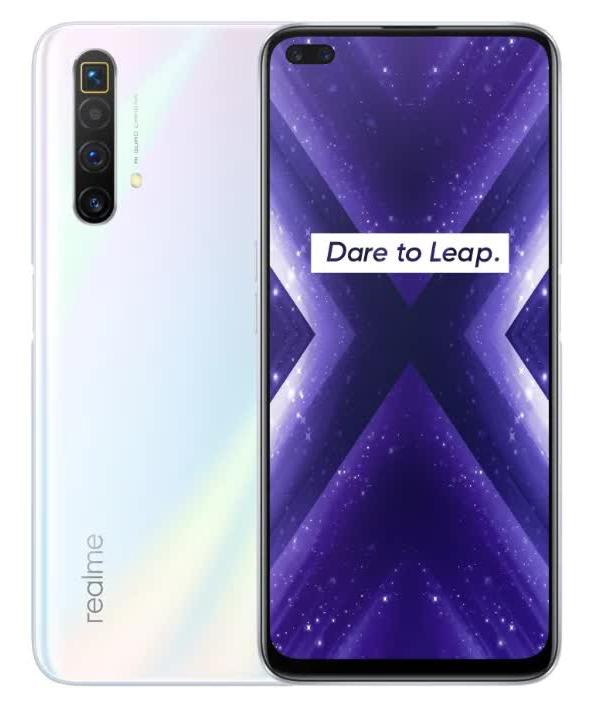 Смартфон Realme X3 Super ZOOM 12/256Gb White