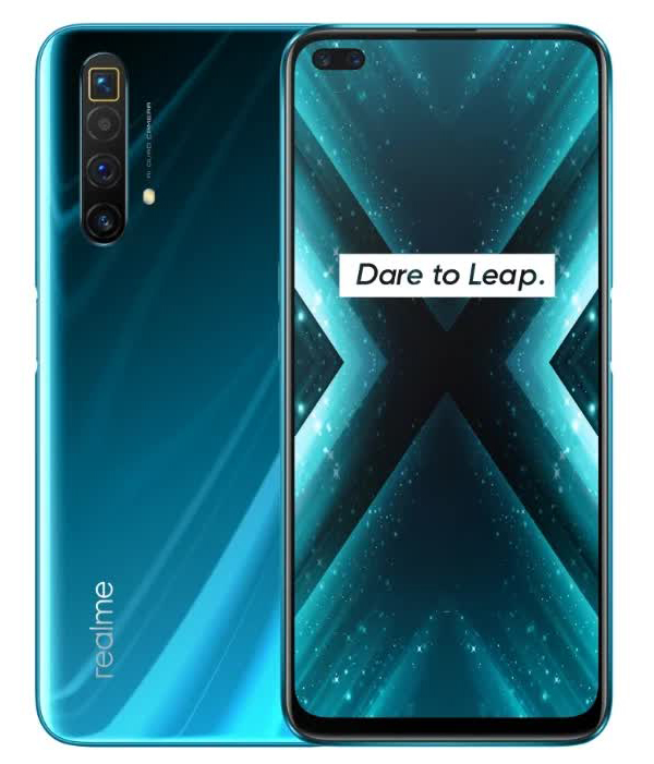 Смартфон Realme X3 Super ZOOM 12/256Gb Blue