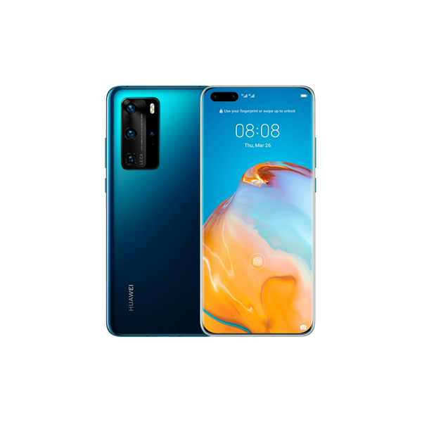 Смартфон Huawei P40 Pro 8/256Gb Deep Sea Blue