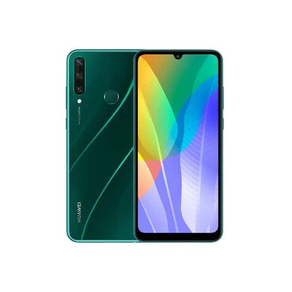 Смартфон Huawei Y6p 3/64Gb Emerald Green