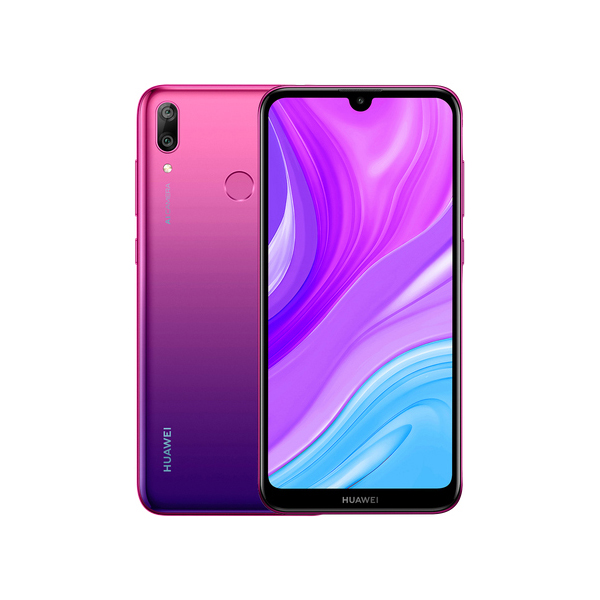 Смартфон Huawei Y7 2019 4/64Gb Aurora Purple