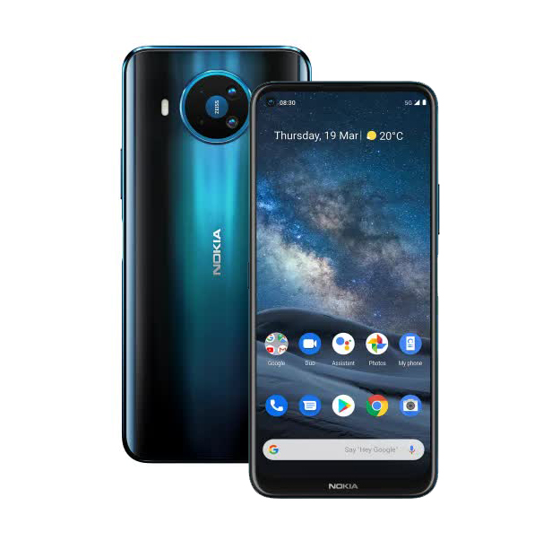 Смартфон Nokia 8.3 5G 8/128GB Blue
