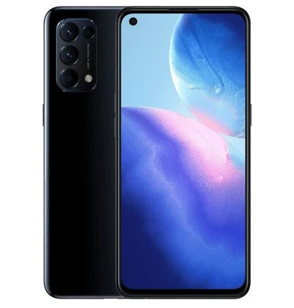 Смартфон Oppo Reno 5 8/128Gb Black