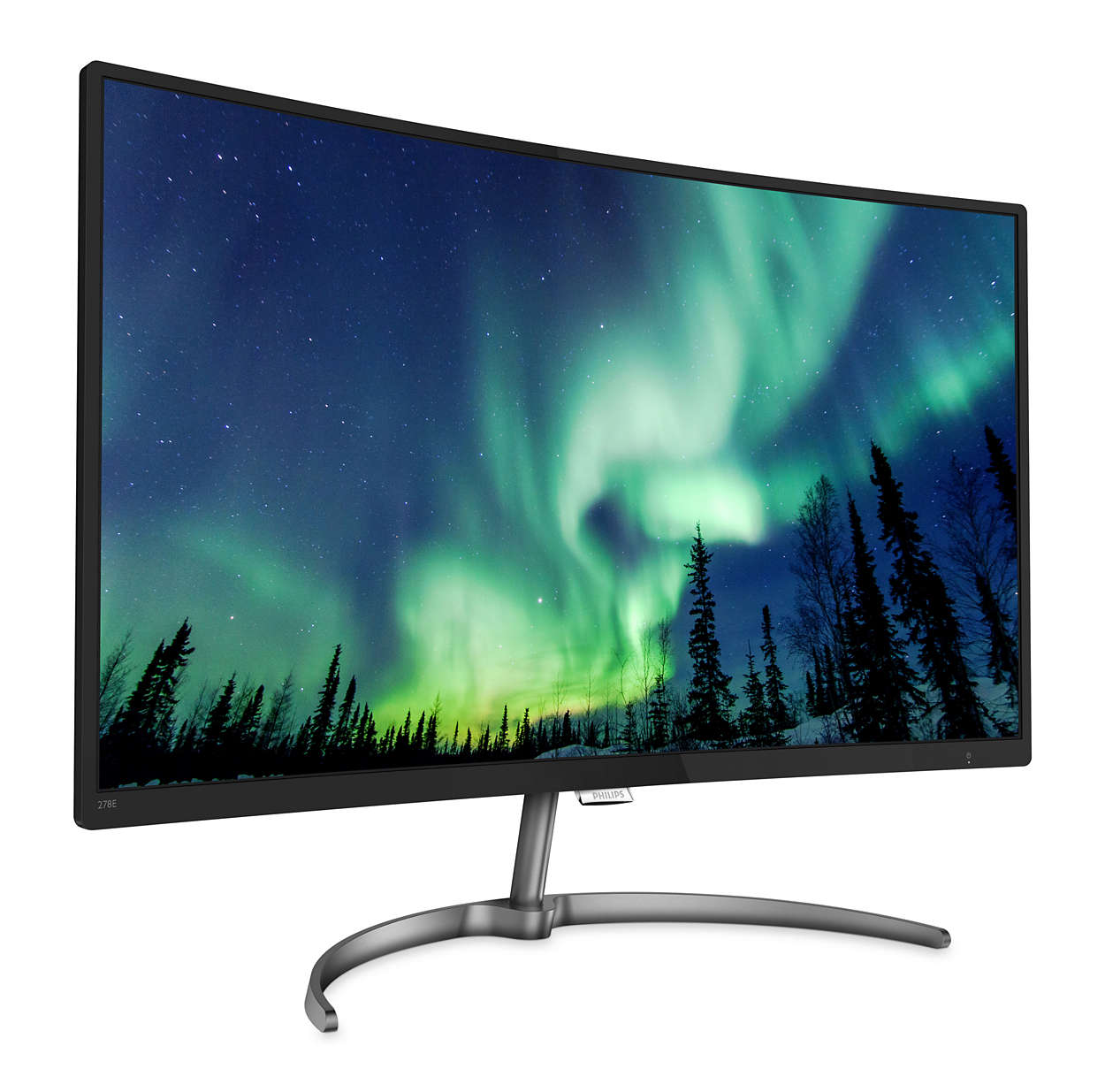 Монитор Philips 27'' Black 278E8QJAB (00/01) монитор philips 278e8qjab 27