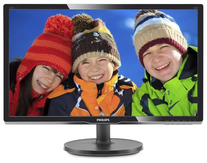 Купить Монитор Philips 19.5'' Black 206V6QSB6 (10/62)