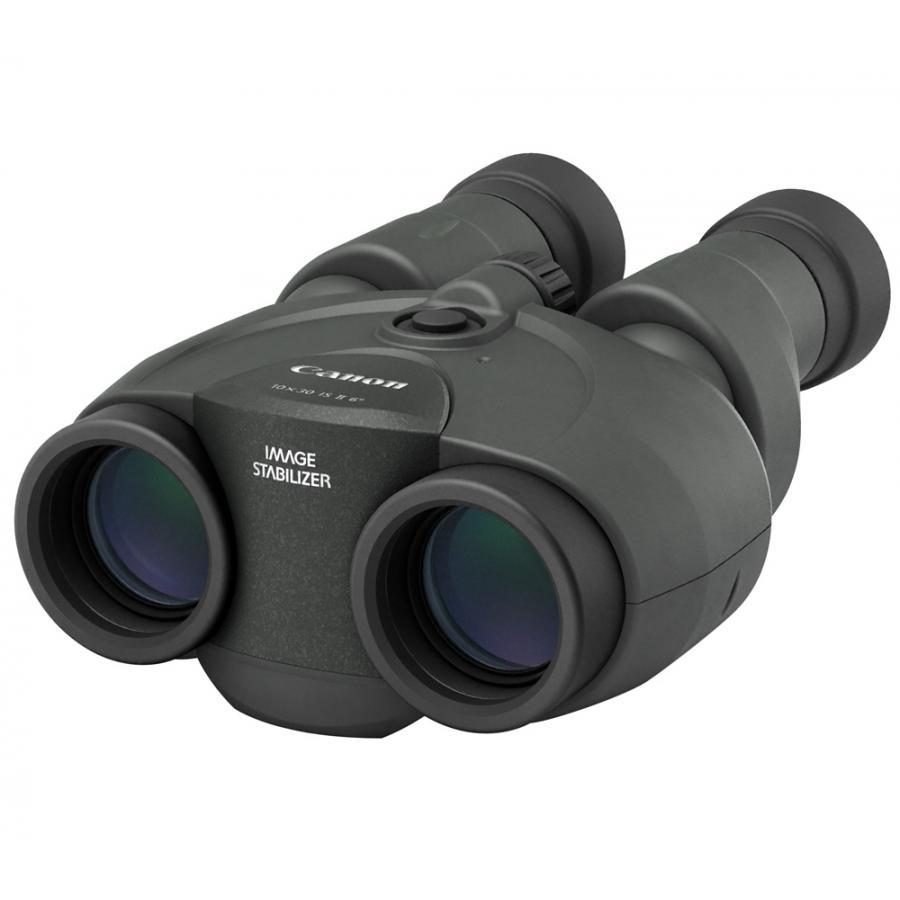 Бинокль Canon 10x30 IS II бинокль canon 10x 30мм binocular is ii черный 9525b005