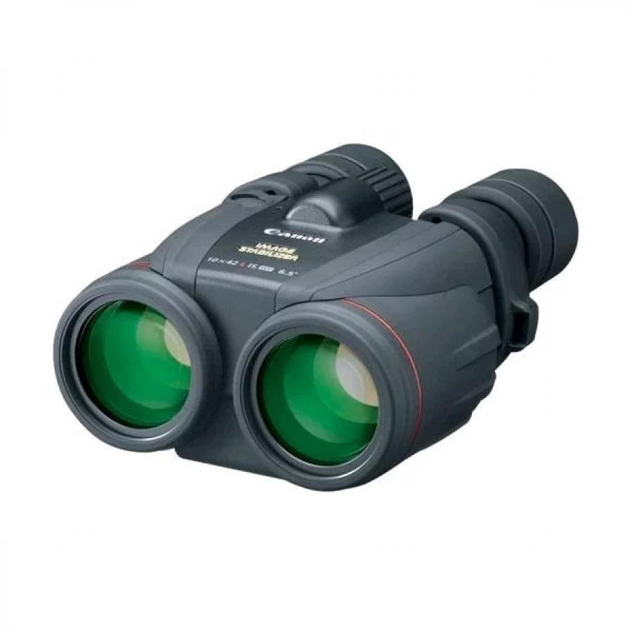 Бинокль Canon 10x42L IS WP бинокль canon 10x 30мм binocular is ii черный 9525b005