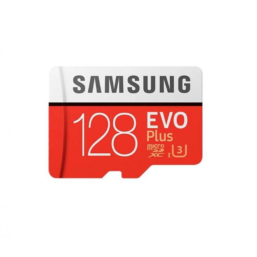 Фото - Карта памяти Samsung microSDXC EVO+ V2 128Gb+adapter (MB-MC128GA/RU) видео