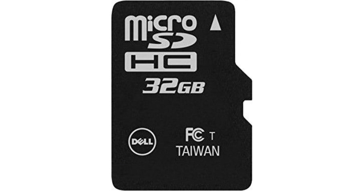 Карта памяти Dell 32Gb microSDHC/SDXC Card for G14 (385-BBKK) эра er g14