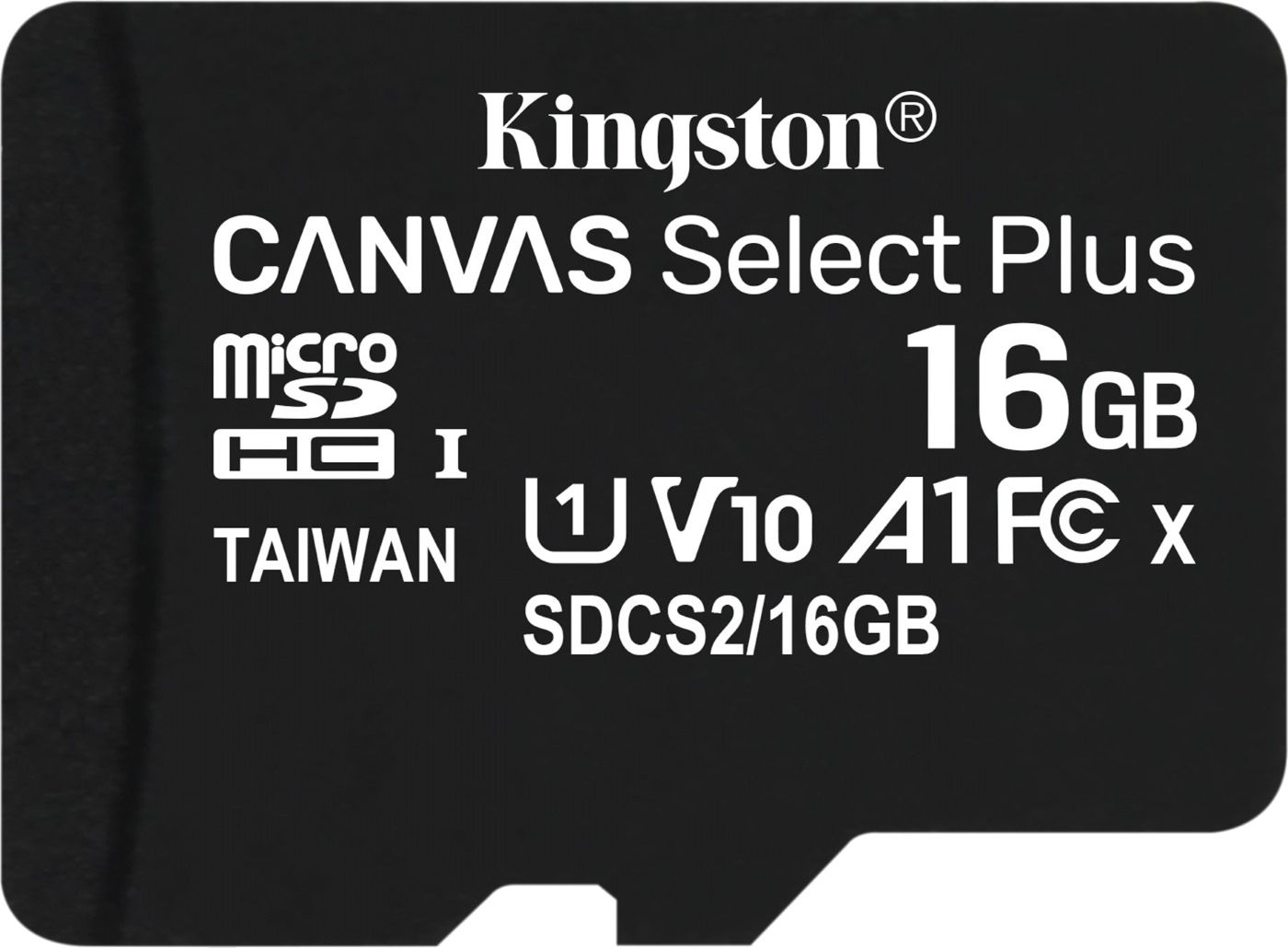 Фото - Карта памяти Kingston micro SDHC 16Gb Canvas Select Plus UHS-I U1 A1 + ADP (100/10 Mb/s) карта памяти kingston micro sdhc 32gb canvas select plus uhs i u1 a1 adp 100 10 mb s
